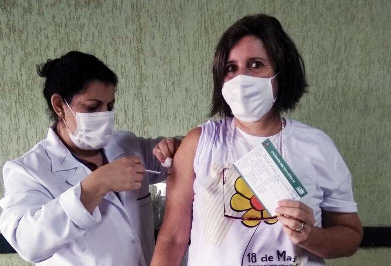 Vacinação das pessoas entre 50 e 55 anos começa nesta quinta-feira em Ibaté