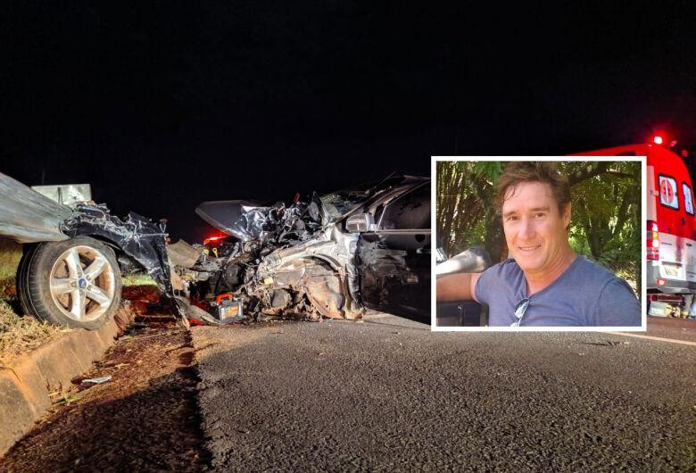 Vítima de acidente na SP-318 era professor e foi candidato a vereador