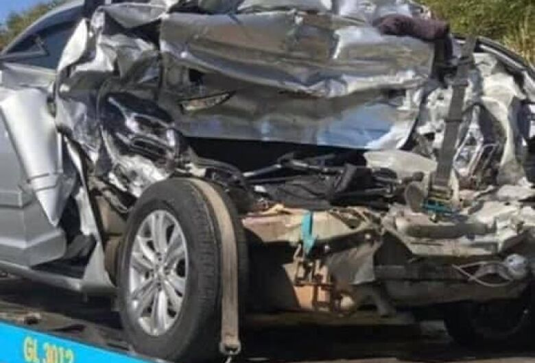 Trágico acidente mata criança, mãe, pai e avó em rodovia no interior de SP