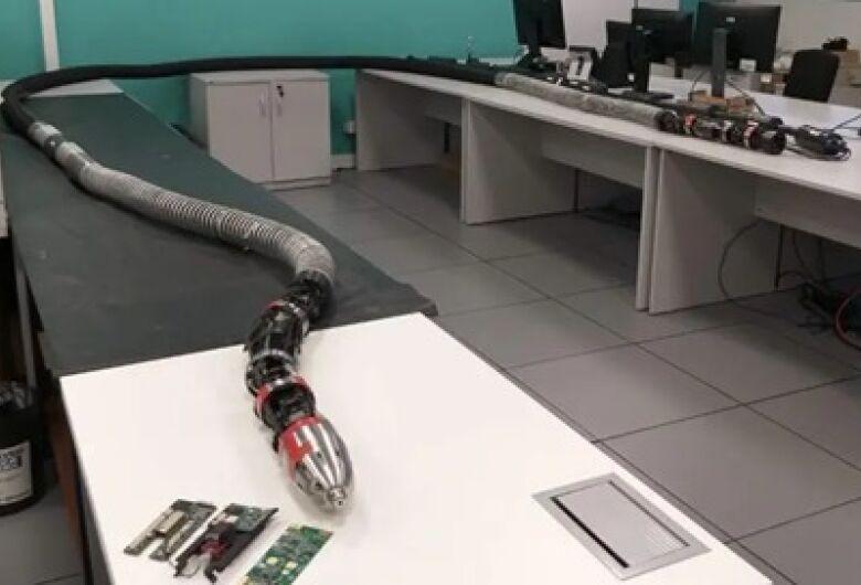 Robô para pré-sal é finalista de prêmio ANP de Inovação