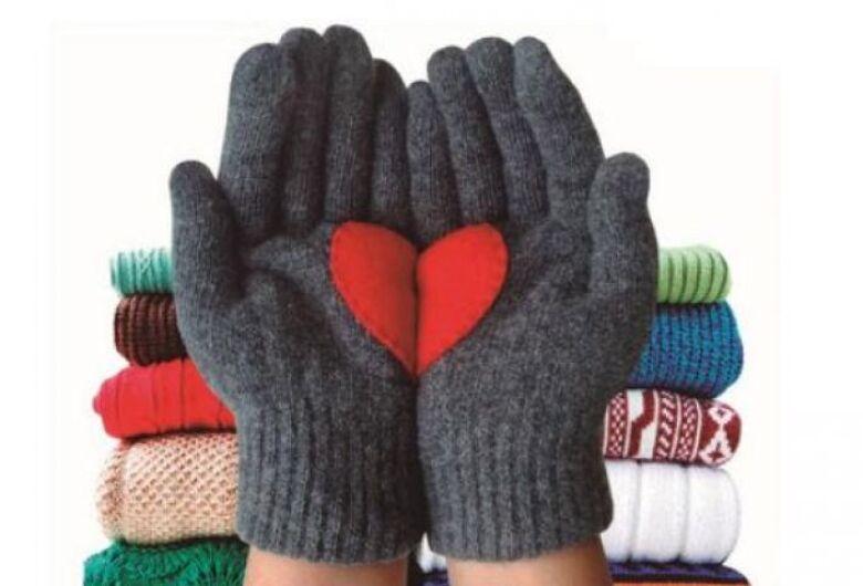 Eixo SP integra campanha de arrecadação de agasalhos