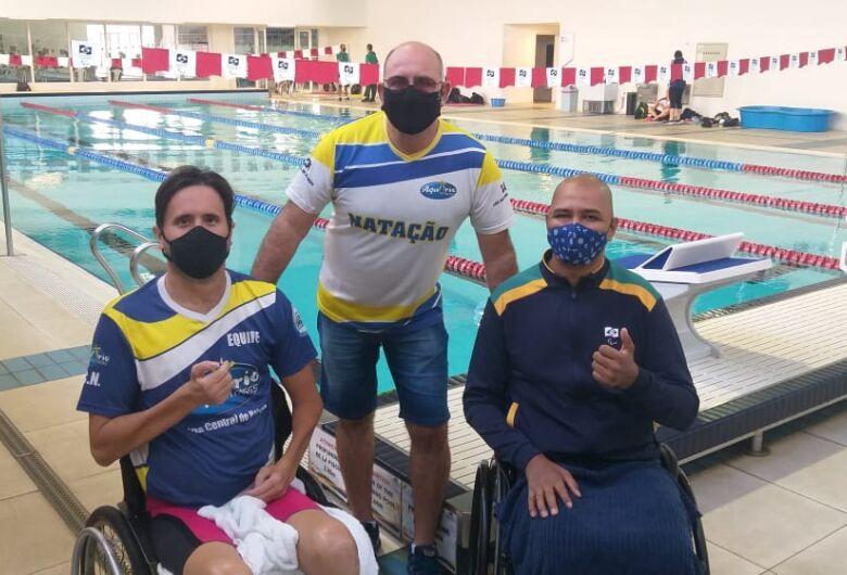 LCN/Aquário faz história e terá dois nadadores nas Paralimpíadas de Tóquio