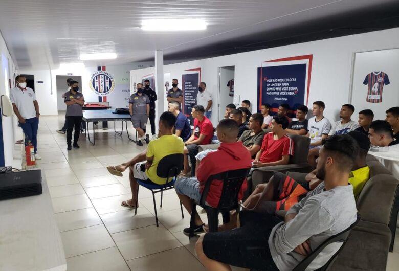 Sub20 do Grêmio inicia trabalhos na temporada 2021