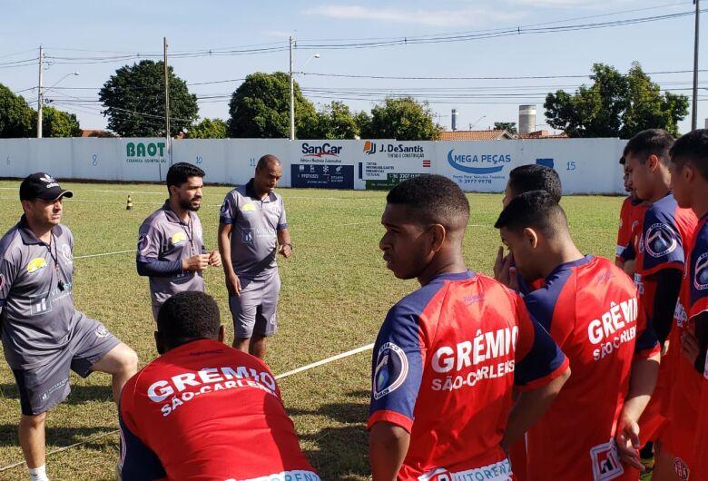 Grêmio disputará Paulista sub20 de olho na Copa São Paulo