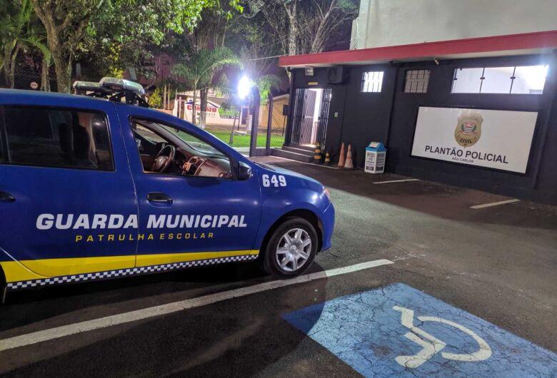 Ladrão é detido durante tentativa de furto no CRAS do Jardim Pacaembu