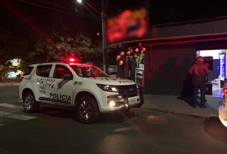 """PM e fiscalização realizam operação """"Paz e Proteção"""" na região do Aracy e Novo Mundo"""