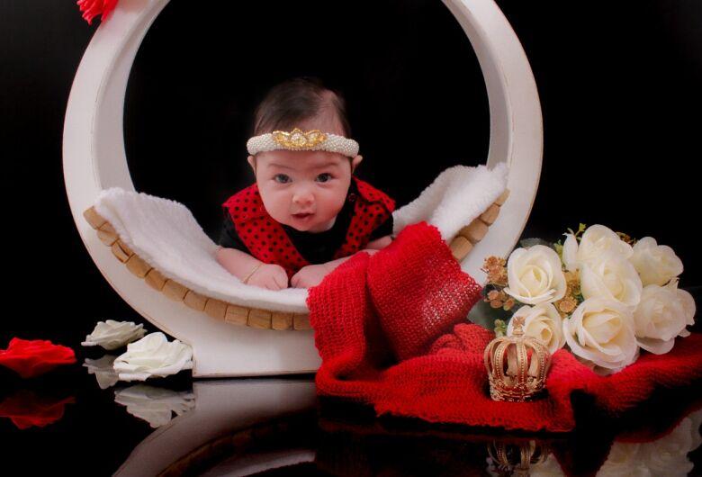 Estúdio Baby se torna referência em fotos de bebês de Ibaté