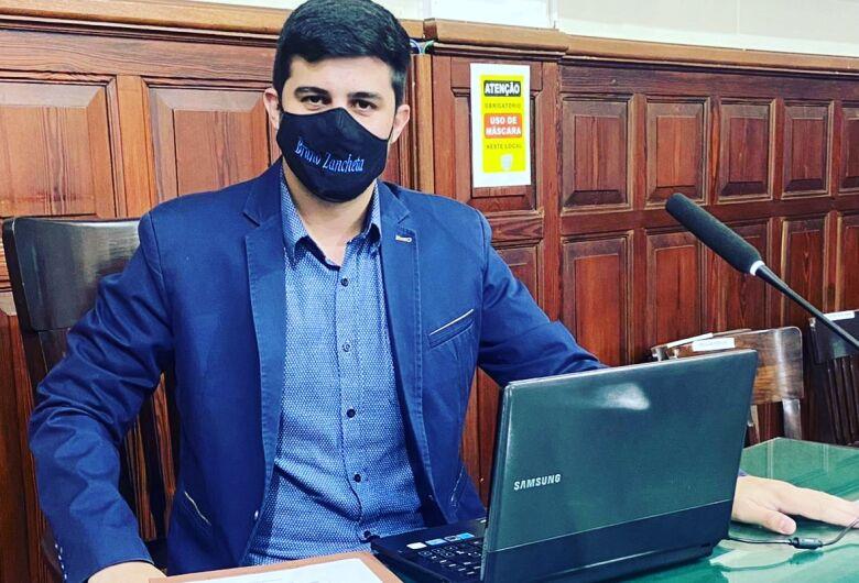 """Lei""""Dezembro Verde"""" do Vereador Bruno Zancheta que combate maus tratos aos animais é sancionada pelo Prefeito Municipal"""