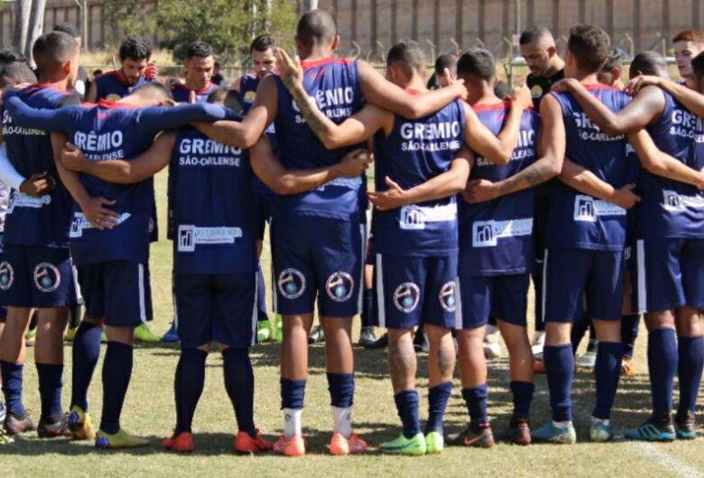 Em jogo amistoso, Grêmio vence o Taquaritinga