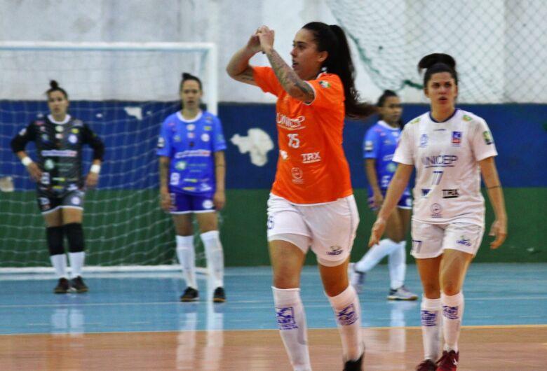 ASF/Unicep São Carlos enfrenta Indaiatuba pela Liga Paulista