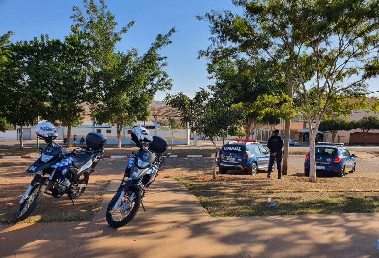 Guarda Municipal faz operação de combate à criminalidade