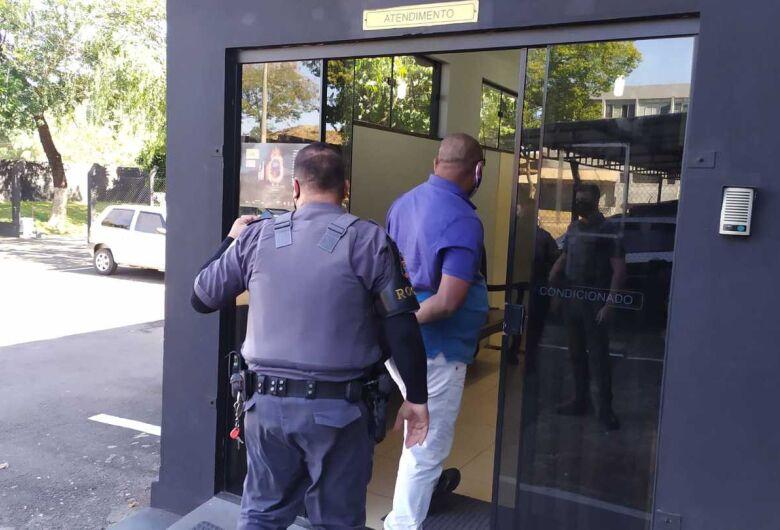 Procurado por estupro é detido pela Rocam no centro