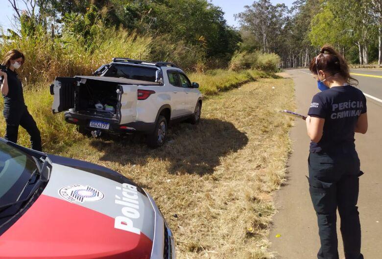 Após perseguição, policiais prendem bandido que assaltou casa em Ribeirão Bonito