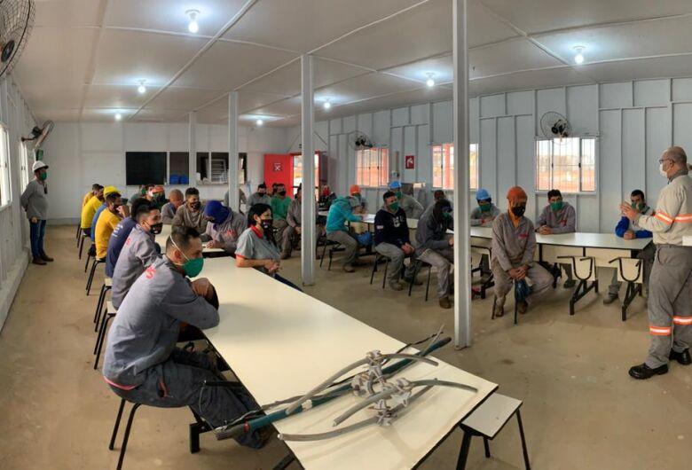 CPFL realiza palestras de prevenção de acidentes com a população em São Carlos