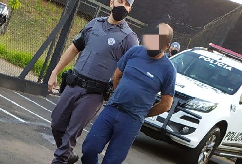 Procurado por homicídio no estado de Minas Gerais é capturado pela Força Tática