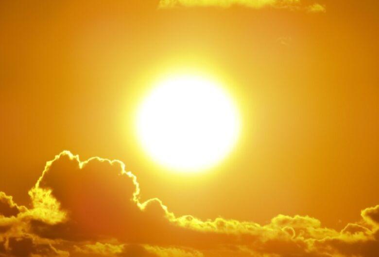 Defesa Civil alerta para altas temperaturas nos próximos dias