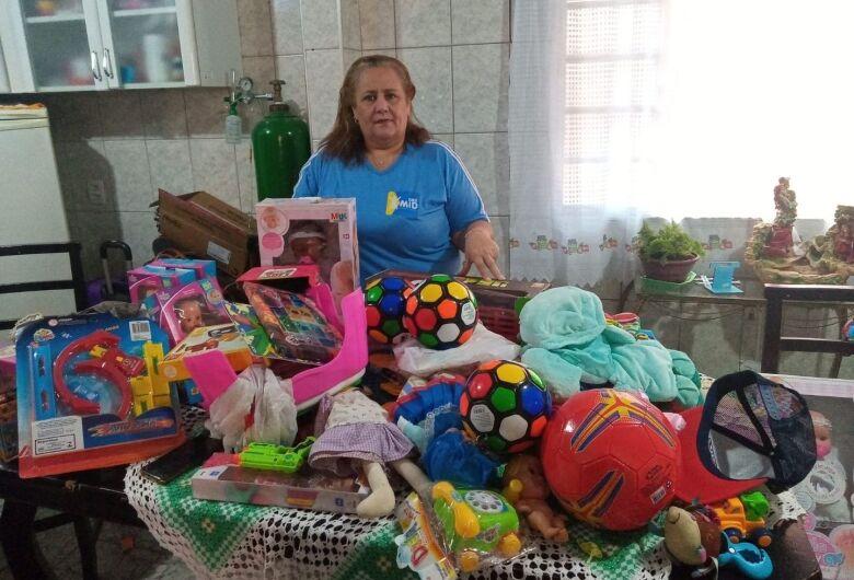Entidades começam a receber doações de ação social