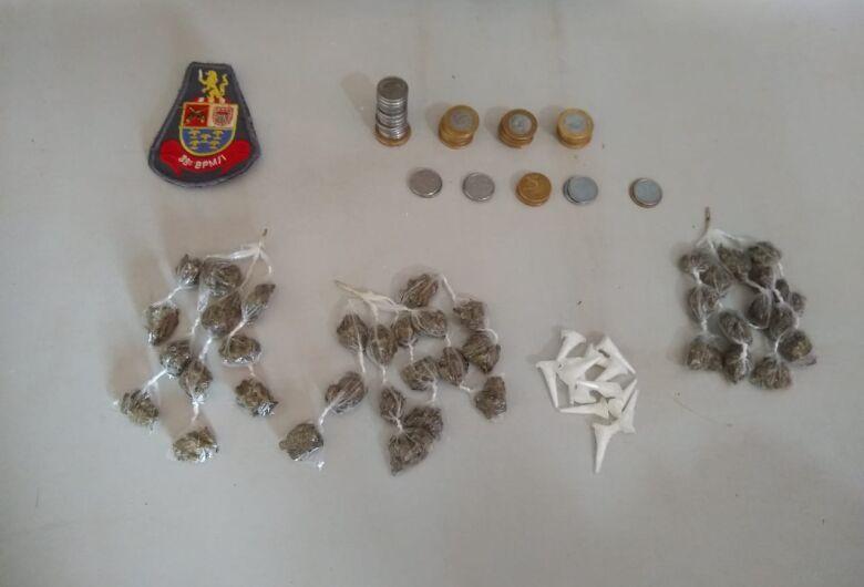 Seis pessoas são presas em operação contra o tráfico de drogas em Dourado