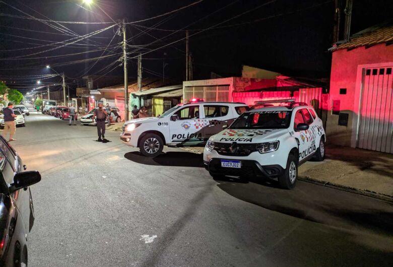Presidiário é morto a tiros na frente do filho no Cidade Aracy