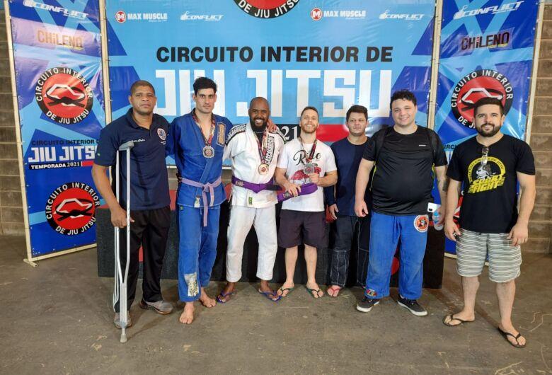 São-carlenses conquistam três medalhas em Bauru