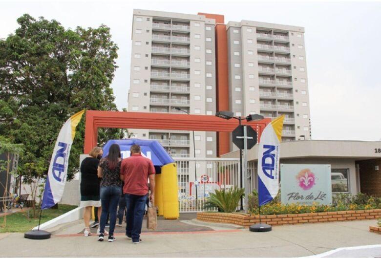 ADN Construtora entrega 224 apartamentos e inaugura praça no bairro Jardim Santa Felícia