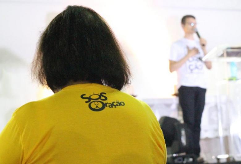 """SOS Oração promove """"Reaviva - Recomeços"""" e deseja unir espiritualidade e mobilização social"""