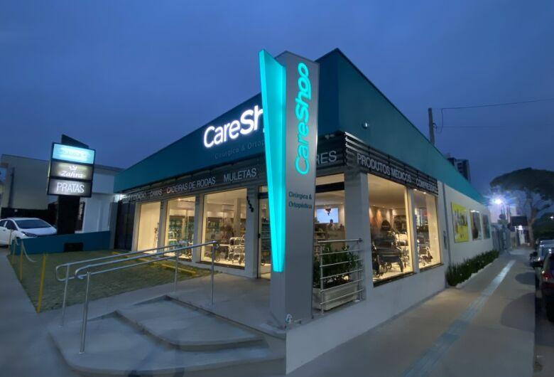 CareShop Cirúrgica e Ortopédica é inaugurada com proposta inovadora