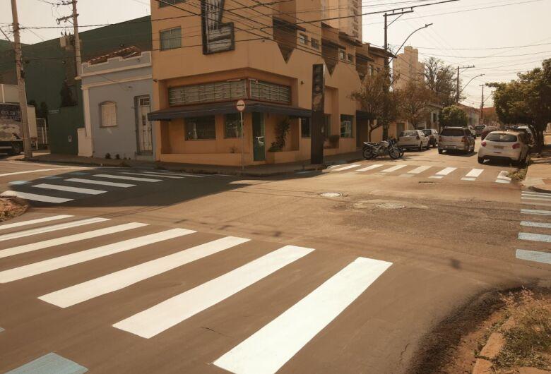Novos semáforos começam a funcionar em São Carlos