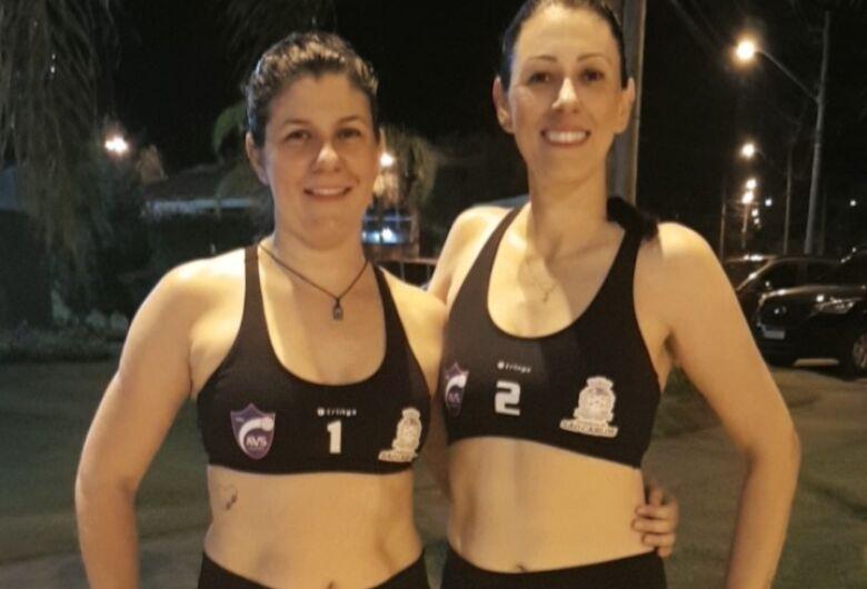 Lucimara e Juliana focam título da etapa piracicabana de vôlei de praia