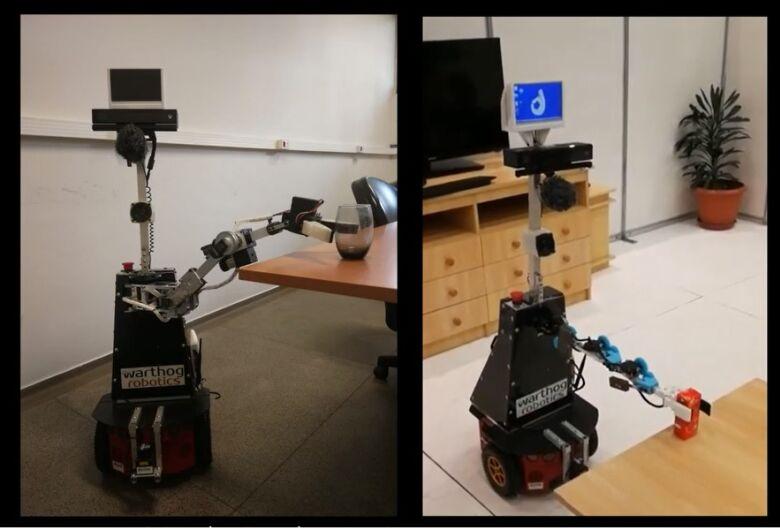 Equipe da USP São Carlos vence competição que desafia participantes a criarem robôs domésticos