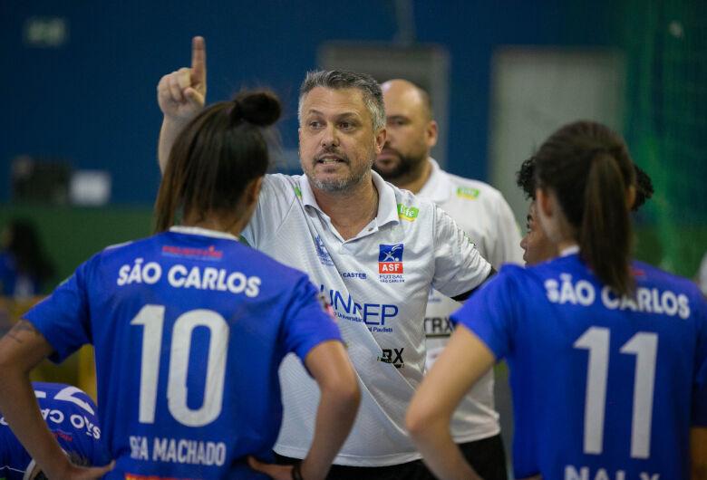 ASF/Unicep São Carlos estreia com derrota na Liga Nacional