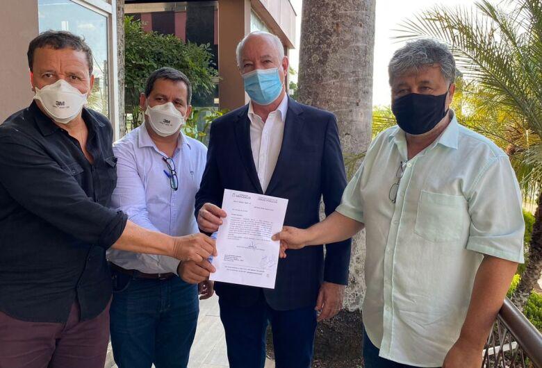 São Carlos solicita liberação de R$ 1,7 milhão para obras em vários bairros