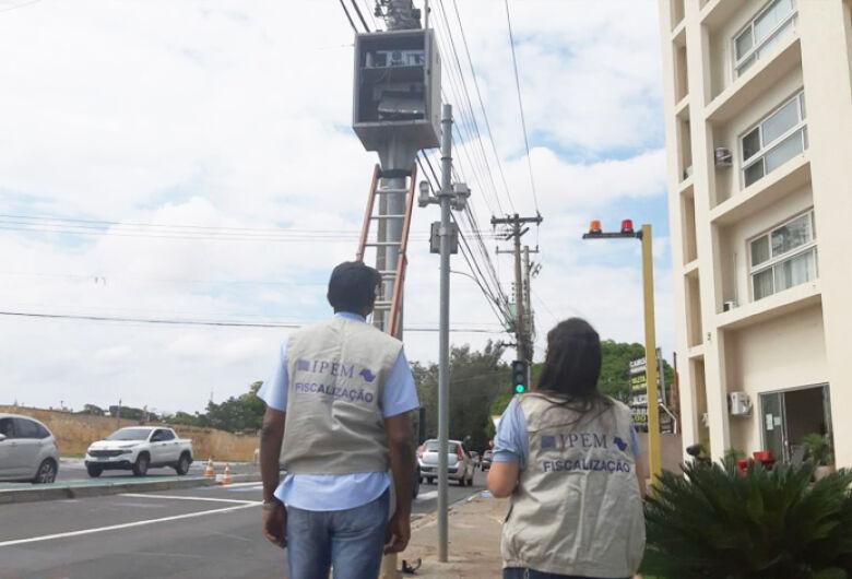 Ipem-SP verifica radar em São Carlos