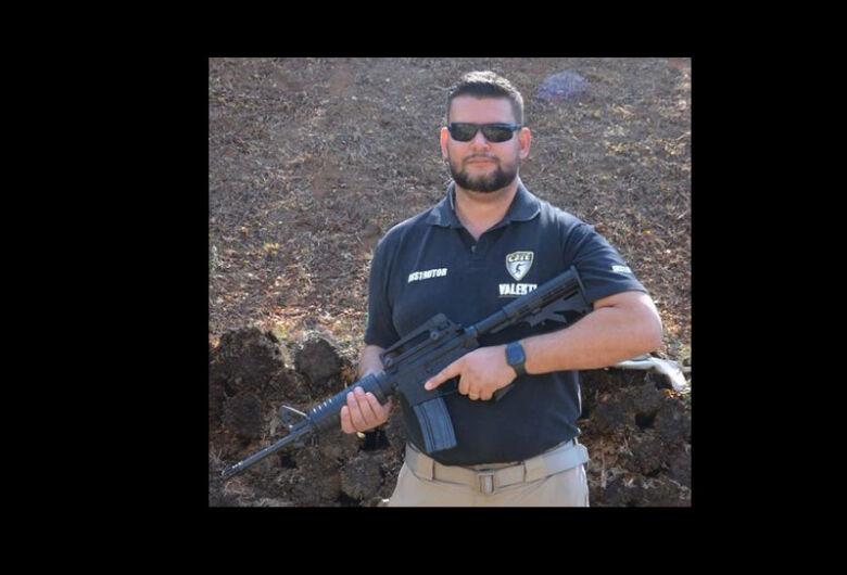 Lúcio Valenti torna-se instrutor de tiro oficial credenciado Taurus e CBC