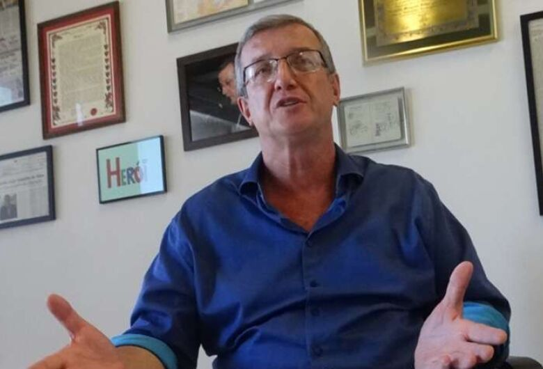 Secretário Nino Mengati é internado na UTI após procedimento cirúrgico e responde bem ao tratamento