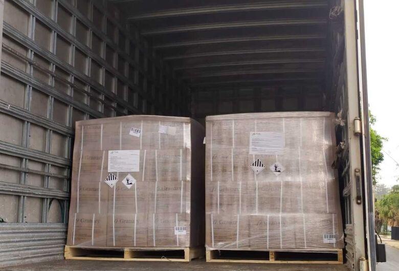 Policiais rodoviários frustram roubo a caminhão com carga avaliada em R$ 700 mil em São Carlos