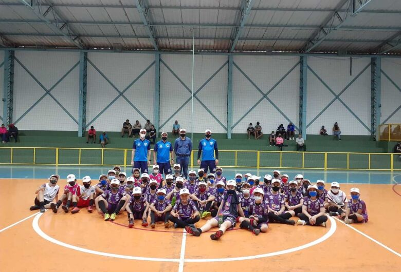 São Carlos Futsal se prepara para Super Copa Paulista Sul Minas