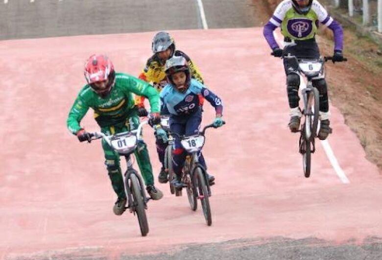 BMX de São Carlos brilha no Campeonato Paulista