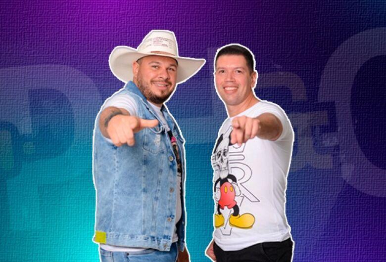 Sertanejos Pedro Henrique & Cristiano realizam show para lançamento oficial da dupla