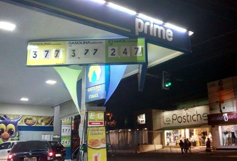 No etanol, Araraquara dá goleada em preços mais baixos