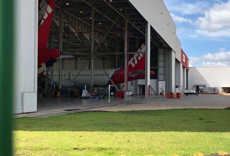 Aeroporto de São Carlos deve receber primeiro voo internacional em maio