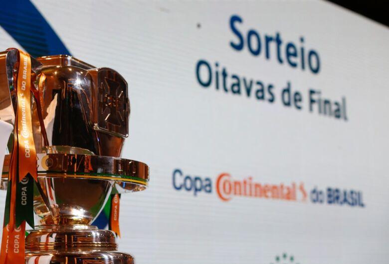 Paulistas conhecem adversários nas oitavas após sorteio