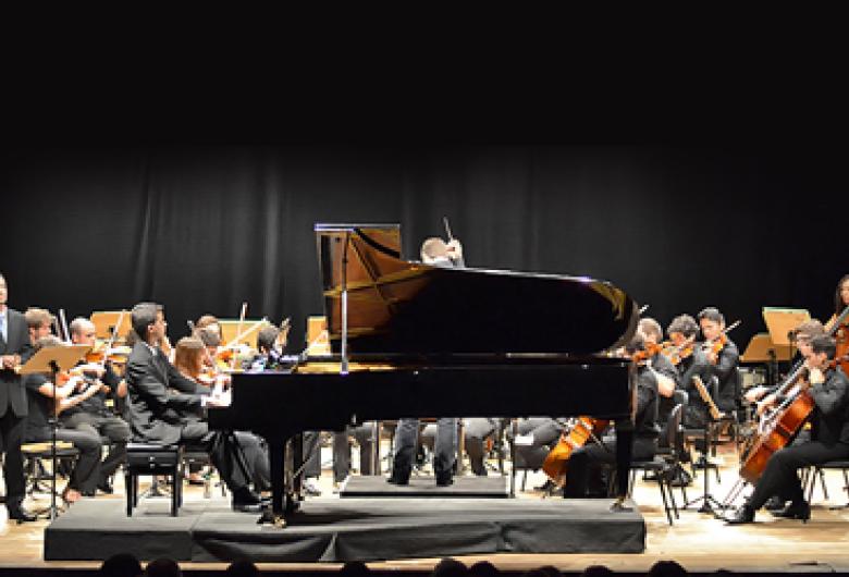 Orquestra Filarmônica da USP apresenta-se em São Carlos
