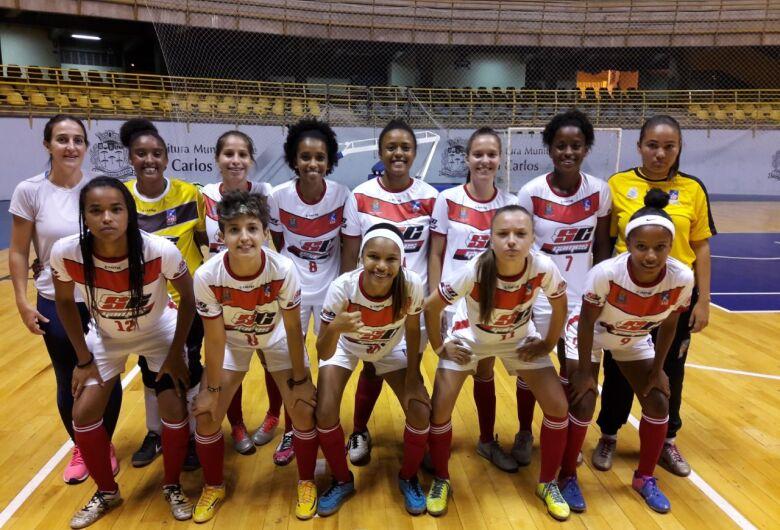 Equipe sub18 Asf Sao Carlos tem árdua missão nos Joguinhos da Juventude