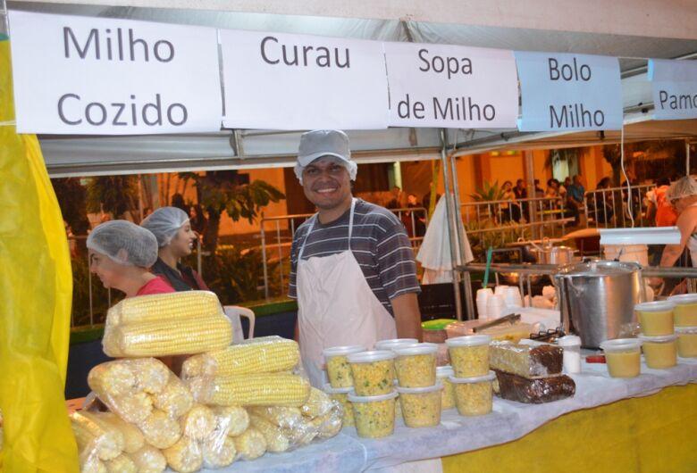 Festa do Milho acontece neste final de semana