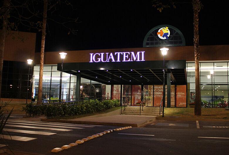 Iguatemi São Carlos tem horário especial neste sábado (21)