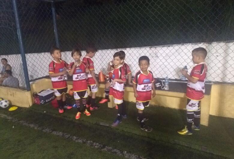 Atletas do baby foot intensifica os treinos na Mult Sport