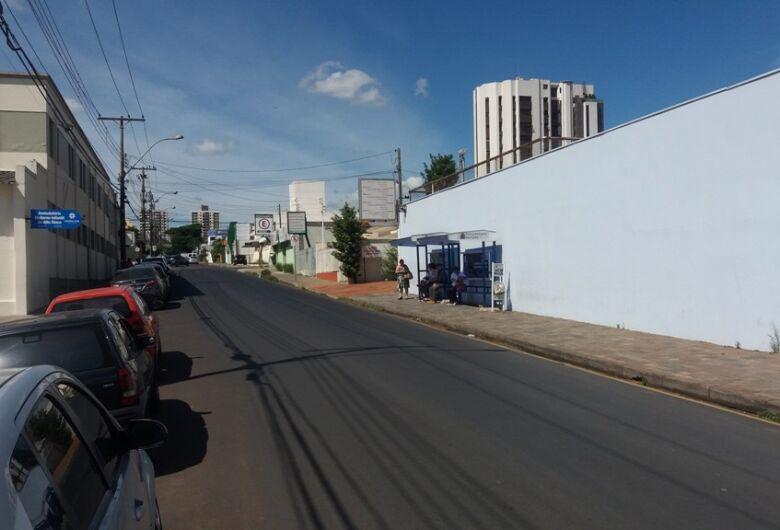 Julio Cesar propõe melhorias na sinalização da XV de Novembro próximo à Santa Casa