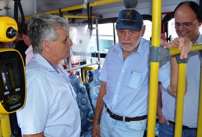 Secretaria de Transporte e Trânsito vai monitorar em tempo real frota da Suzantur