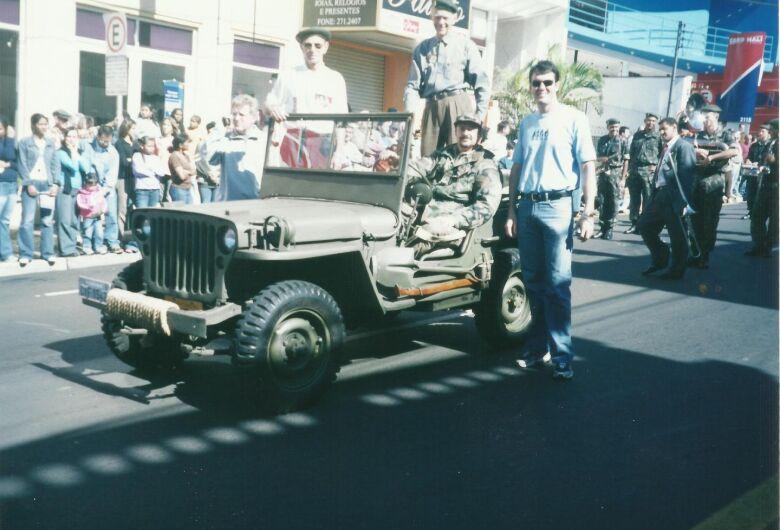 Heroicos soldados de São Carlos na II Guerra Mundial
